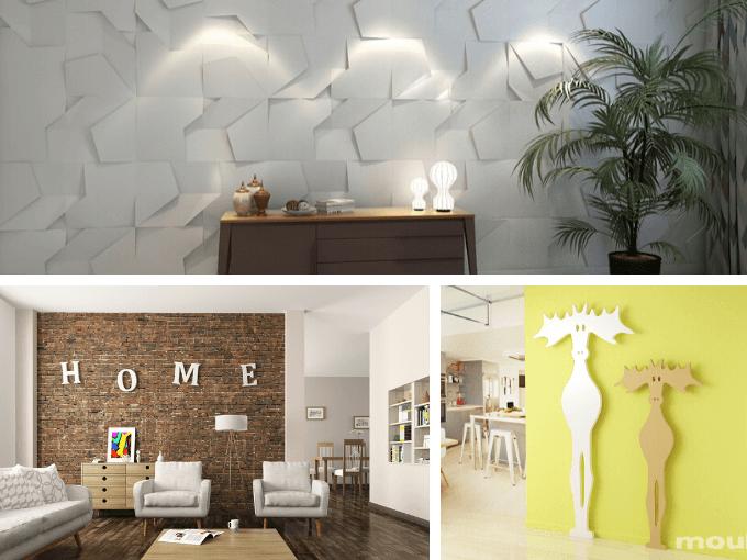 Elementy dekoracyjne Niezbędne dodatki do sztukaterii wewnętrznej